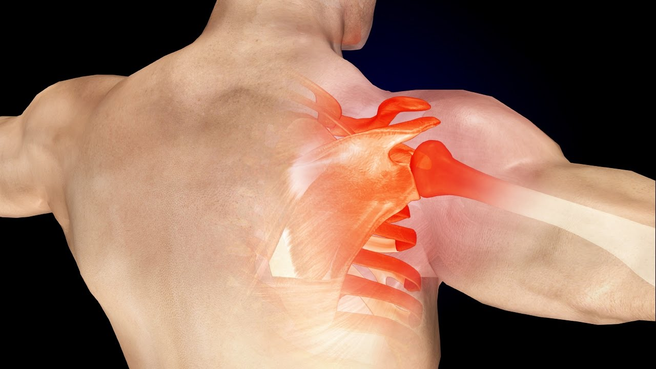 Shoulder Pain Relief at Vitality Health Medical